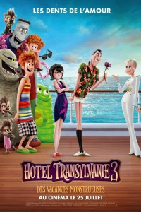 Монстры на каникулах 3: Море зовёт / Hotel Transylvania 3: Summer Vacation (2018) 2018