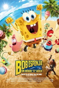 Губка Боб в 3D / The SpongeBob Movie: Sponge Out of Water (2015) 2015