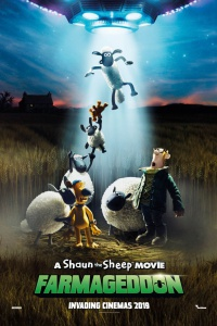 Барашек Шон: Фермагеддон / A Shaun the Sheep Movie: Farmageddon (2019) 2019