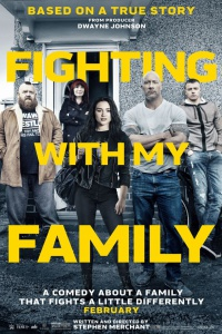 Борьба с моей семьей / Fighting with My Family (2019) 2019