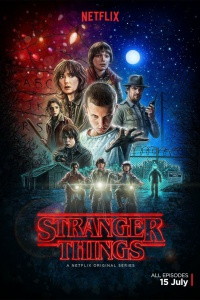 Очень странные дела / Stranger Things (2016) 2016