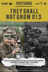 Они никогда не станут старше / They Shall Not Grow Old (2018)