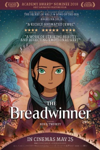 Добытчица / The Breadwinner (2017) 2017