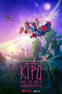 Кипо и эра чудесных зверей / Kipo and the Age of Wonderbeasts (2020) 2020