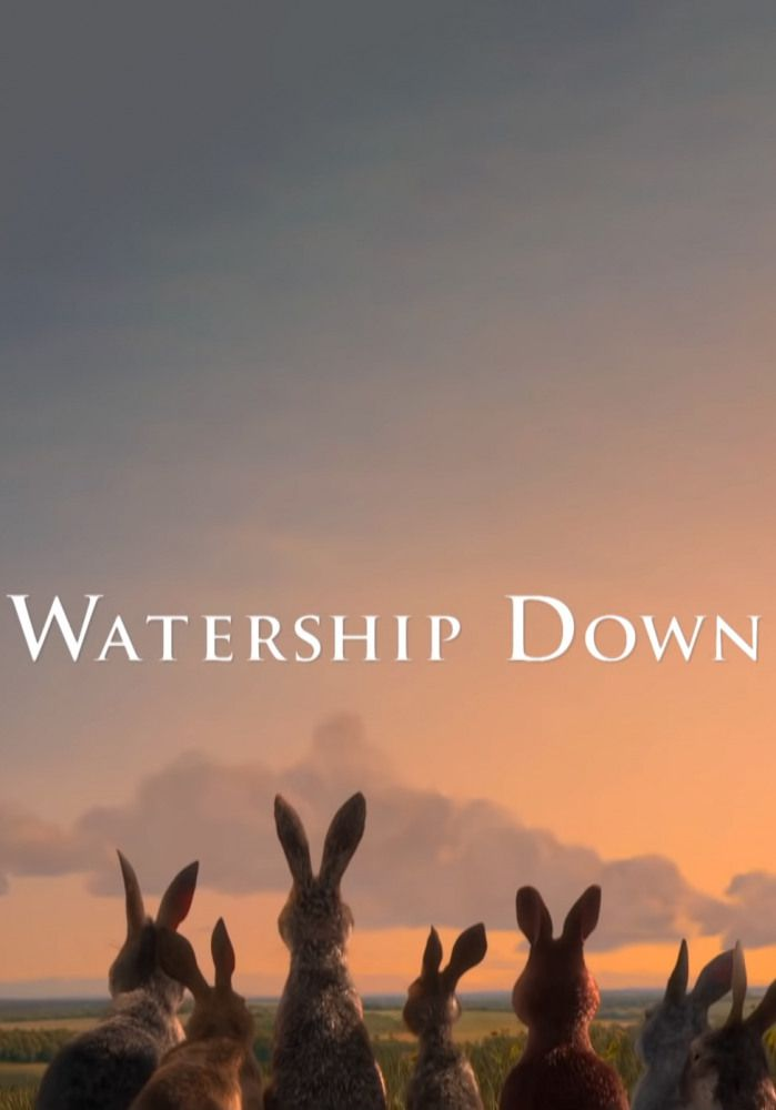 Обитатели холмов / Watership Down (2018)