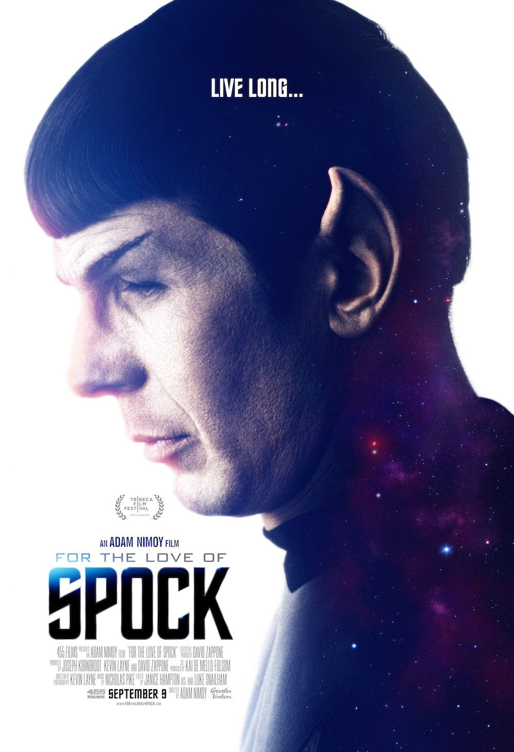 Ради Спока / For the Love of Spock (2016)